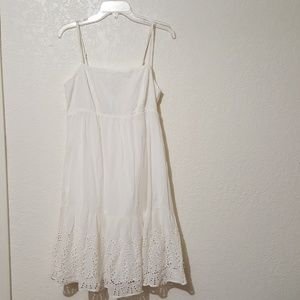 NWT Old Navy white dress